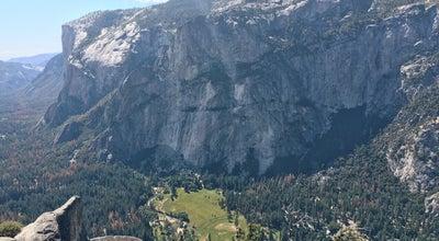 Photo of National Park Yosemite National Park at Yosemite Valley, Ca, United States