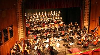 Photo of Opera House Mersin Devlet Opera ve Bale Salonu at Atatürk Cad. Cumhuriyet Meydanı, Mersin, Turkey