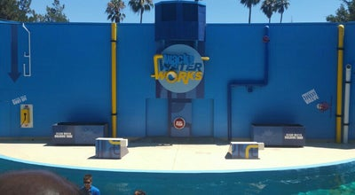 Photo of Theme Park Odie's Sea Lion Stadium at Six Flags Discovery Kingdom, Vallejo, CA 94589, United States