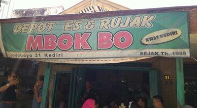 Photo of Dessert Shop es mbok bo khas kediri at Jl.joyoboyo, kediri, Indonesia