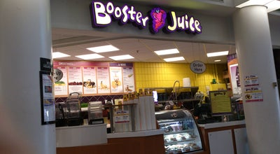 Photo of Smoothie Shop Booster Juice at 1151 Richmond Street, London, ON N6A 3K7, Canada