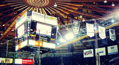 Photo of Hockey Arena Pacific Coliseum at 100 N Renfrew St, Vancouver, BC V5K 4W3, Canada