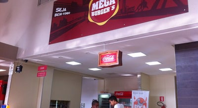 Photo of Burger Joint Mega Burger's at Pç. Dr. Edilberto Da Veiga Jardim, Goiânia 74210-320, Brazil