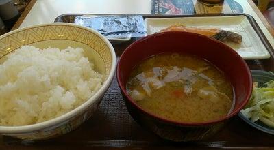 Photo of Diner すき家 44号釧路木場店 at 木場1-3-3, 釧路郡釧路町, Japan