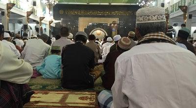 Photo of Mosque Masjid Raya Darussalam at Jl. K.h. Abdullah Marisi, Samarinda, Indonesia