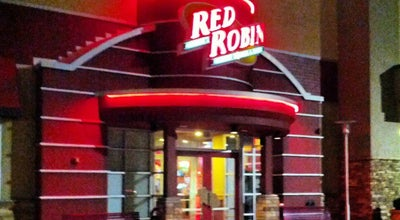 Photo of Burger Joint Red Robin Gourmet Burgers at 602 Baltimore Pike, Bel Air, MD 21014, United States