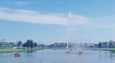 Photo of Lake Tasik UTHM at Universiti Tun Hussein Onn Malaysia, Batu Pahat 86400, Malaysia