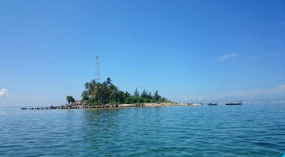 Photo of Beach Pulau Tikus at Pulau Tikus, Indonesia