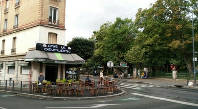 Photo of Cafe Le Gevaudan at Av Rouget De L'isle, Montreuil 93100, France