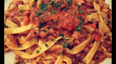 Photo of Italian Restaurant Osteria Giotto at 21 Midland Ave, Montclair, NJ 07042, United States