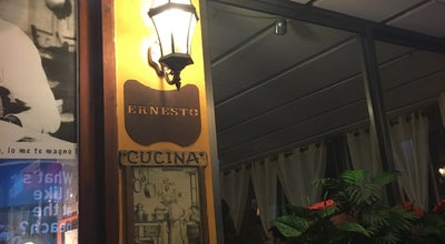 Photo of Italian Restaurant Ernesto at Ben Yehuda, Tel Aviv, Israel