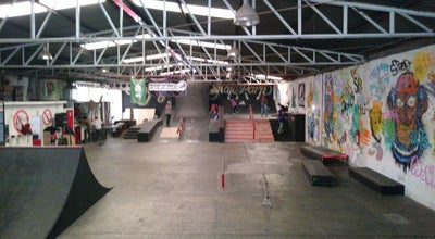 Photo of Roller Rink Monkey Skatepark at Mexico
