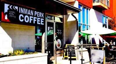Photo of Coffee Shop Inman Perk Coffee at 240 N Highland Ave Ne, Atlanta, GA 30307, United States