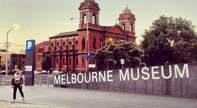 Photo of Tourist Attraction Melbourne Museum at 11 Nicholson Pl, Melbourne, Vi 3000, Australia