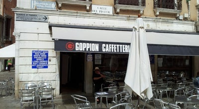 Photo of Coffee Shop Goppion Caffetteria at Campiello De L'anconeta, Venice 30121, Italy