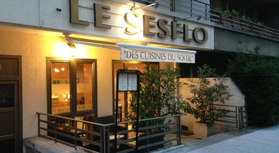 Photo of Italian Restaurant Le Sesflo at Route De Florissant 16, Genève 1206, Switzerland