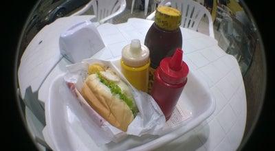 Photo of Burger Joint Pançudo at R. Meira Junior, Cabo Frio, Brazil