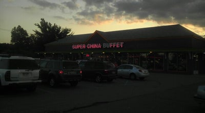 Photo of Chinese Restaurant Super China Buffet at 8234 Telegraph Rd, Taylor, MI 48180, United States