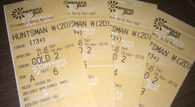 Photo of Movie Theater Cinemaxx Gold at Cinemaxx Theater, Lippo Plaza Manado, Manado 95254, Indonesia