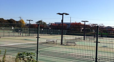 Photo of Tennis Court 夫婦池公園テニスコート at 八王寺2-2-1, 大阪府池田市, Japan