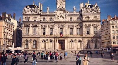 Photo of Plaza Place des Terreaux at Place Des Terreaux, Lyon 69001, France
