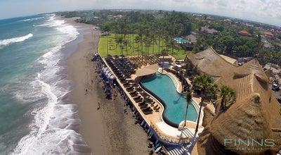 Photo of Beach Bar Finn's Beach Club at Jalan Pantai Selatan Gau, Badung 80362, Indonesia