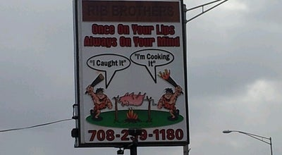 Photo of BBQ Joint Rib Brothers at 11753 S Pulaski Rd, Alsip, IL 60803, United States