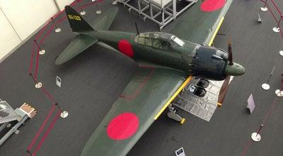 Photo of History Museum 所沢航空発祥記念館 at 並木1-13, 所沢市 359-0042, Japan