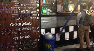 Photo of Burger Joint Ekim Burgers at 257 Cuba St, Wellington 6011, New Zealand