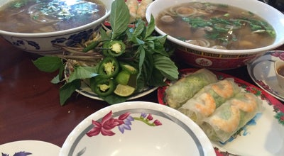 Photo of Vietnamese Restaurant Pho Duong Dong at 182 Otis St, Rochester, NY 14606, United States