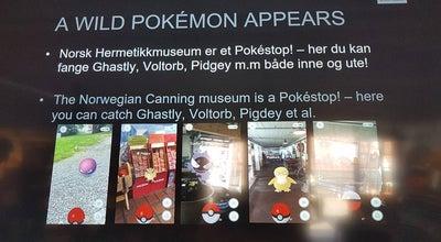 Photo of History Museum Norsk Hermetikkmuseum at Øvre Strandgate 88, Stavanger 4005, Norway
