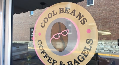 Photo of Coffee Shop Cool Beans Coffee & Bagels at 23 S Jefferson St, Lexington, VA 24450, United States