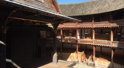 Photo of Historic Site The globe theater at United Kingdom