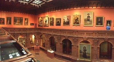 Photo of Art Museum The Hispanic Society Of America at 613 W 155th St, New York, NY 10032, United States
