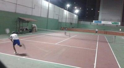 Photo of Tennis Court Tenis Arraya at Pio Doce 389, Surco, Peru