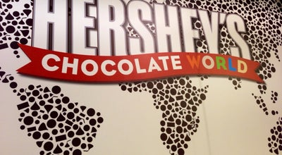 Photo of Candy Store Hershey's Chocolate World (New York New York) at 3790 Las Vegas Blvd S, Las Vegas, NV 89109, United States