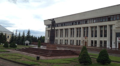 Photo of Monument / Landmark Памятник В.И. Ленину at Пл. Старый Торг, 2, Калуга, Russia