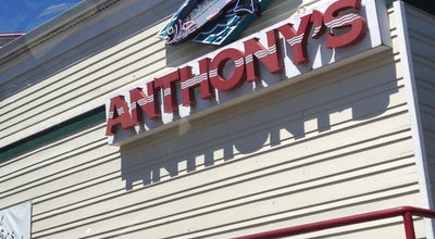 Photo of Seafood Restaurant Anthony's Homeport at 1726 W Marine View Dr, Everett, WA 98201, United States