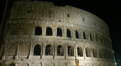 Photo of Historic Site Colosseum at Italy