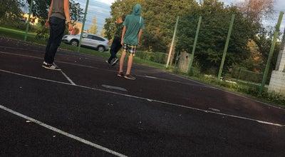 Photo of Basketball Court Solhoza grozi 🏀 at ..., Salaspils, Latvia