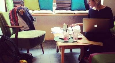 Photo of Cafe Cafe Rozrusznik at Cybulskiego 15, Wroclaw 50-205, Poland