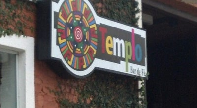 Photo of Music Venue Templo - Bar de Fé at R. Guaimbê, 322, São Paulo 03118-030, Brazil