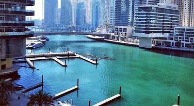 Photo of Mall Dubai Marina Mall at Dubai Marina, United Arab Emirates