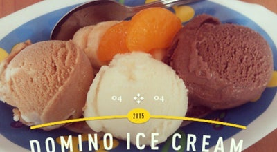 Photo of Ice Cream Shop Domino Ice Cream at Jalan Trunojoyo, Jember 68121, Indonesia