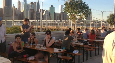 Photo of Italian Restaurant Fornino at Pier 6 Brooklyn Bridge Park, Brooklyn, NY 11201, United States