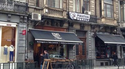 Photo of Bakery Le Pain Quotidien at Rue Antoine Dansaert 16, Brussels 1000, Belgium