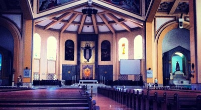 Photo of Church National Shrine of Our Lady of the Holy Rosary of La Naval de Manila (Sto. Domingo Church) at 537 Quezon Ave., Quezon City 1114, Philippines