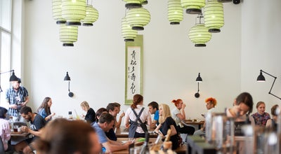 Photo of Cafe Momoichi Coffetearia at Římská 35, Praha 12000, Czech Republic