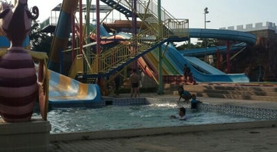 Photo of Pool Palm Bay Waterpark at Palm Paradise, Jakarta Barat, Indonesia
