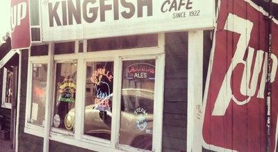 Photo of Bar The Kingfish Pub & Cafe at 5227 Claremont Ave, Oakland, CA 94618, United States
